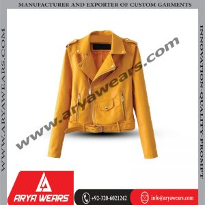 Motor Bike Women Jackets