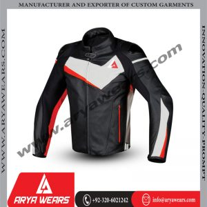 Motor Bike Kids Jacket