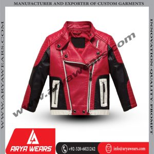 Kids Fashion Jacket