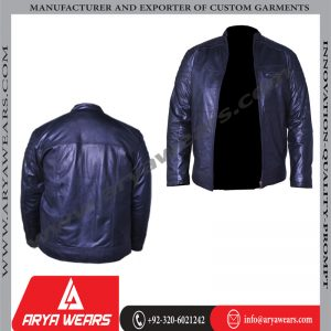 Kids Leather Jacket